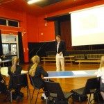 Author visits to secondary schools - Years 7 and 8