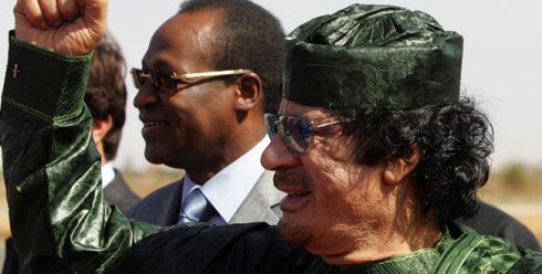 All eyes are on Burkina Faso to see whether he will welcome Gaddafi once more