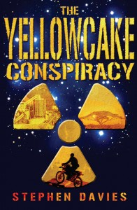 The Yellowcake Conspiracy cover