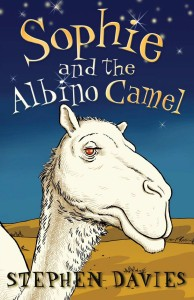 Sophie and the Albino Camel, published by Andersen Press