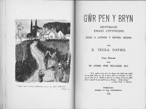 The Master of Pen y Bryn