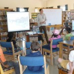 International School author visits