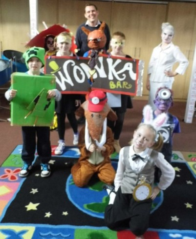 World Book Day 2016 costume ideas