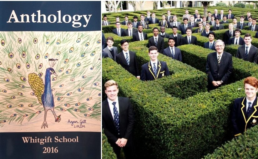 Whitgift Anthology 2016